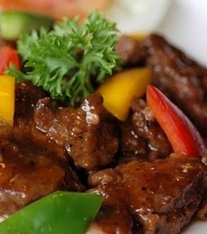 Daging Sapi Lada Hitam