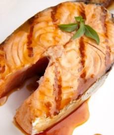 resep ikan salmon