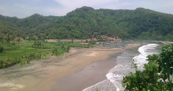Nama dataran rendah di indonesia dan letaknya