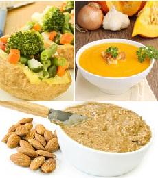 Contoh Buah Dan Makanan Berserat