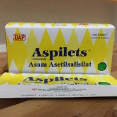 Dosis, Efek Samping Aspilets asam asetilsalisilat untuk ibu hamil