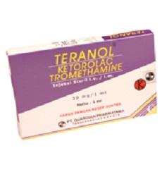 Teranol fungsi obat ketorolac tablet adalah