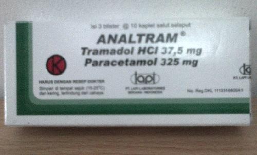 Fungsi obat Analtram obat apa