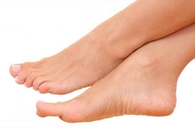Telapak kaki tumit sakit