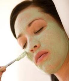 scrub wajah buatan sendiri