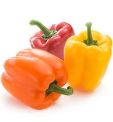 gambar paprika kuning